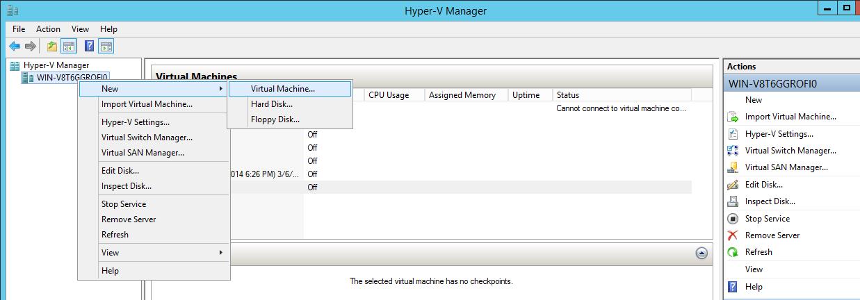 Free Disk2VHD Hyper-V VHDX Physical to Virtual Conversion